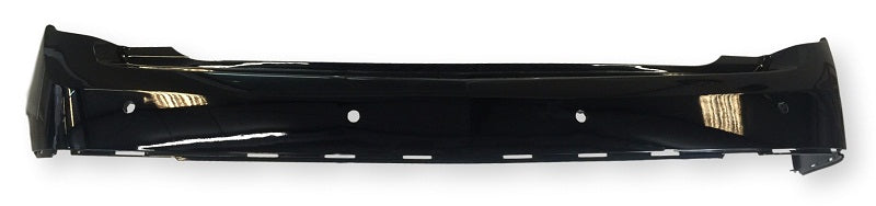 2011 Cadillac SRX (With Sensors) Rear Bumper Painted Black (WA8555)