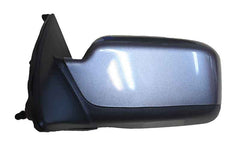 2010 Ford Fusion Side View Mirror Painted Sterling Gray Metallic, Paint code: UJ (back view)