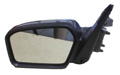 2007 Ford Fusion Side View Mirror Painted Sterling Gray Metallic, Paint code: UJ (front view)