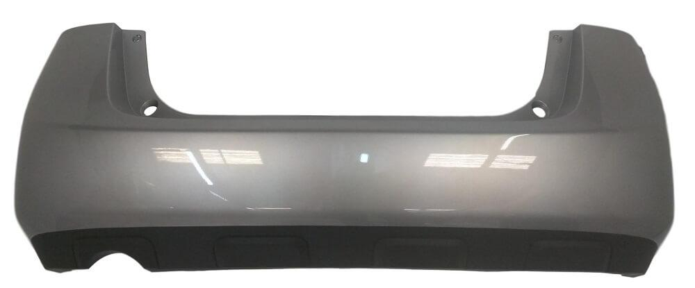 2008-2013 Nissan Rogue Rear Bumper Cover S SL SV Models Except Krom Edition_NI1100260