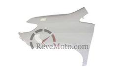 2014 Toyota Sienna Driver Side Fender Painted Super White (040)_top view