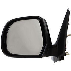 2012-2014 Nissan Versa_SDN Driver Side Power Door Mirror Sedan SL SV Models, Power, Manual Folding, Non-Heated_NI1320227