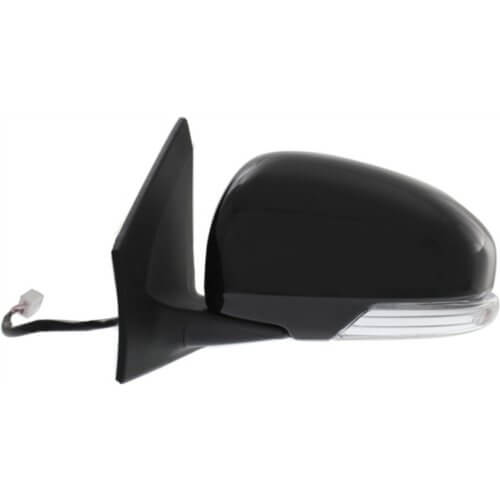 2012-2015 Scion IQ Driver Side View Mirror (Heated with Signal Light)