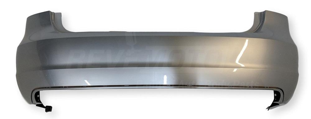 2013 Volkswagen Passat : Rear Bumper Cover Painted