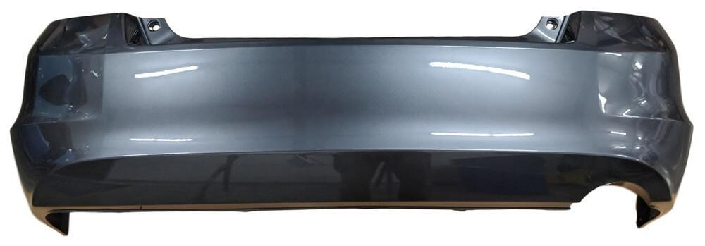2008-2012 Honda Accord Rear Bumper; Sedan-  w/ 2 Exhaust Holes; 6Cyl; HO1100245; 04715TA1A91ZZ