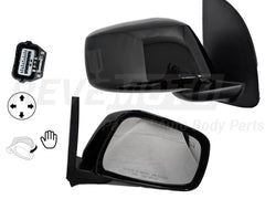 2013 Nissan Frontier_Pickup : Side View Mirror Painted