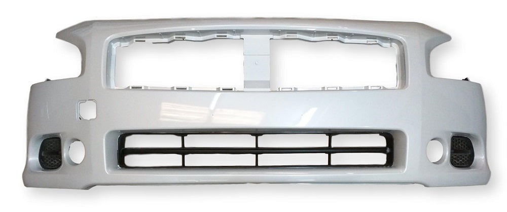 NI1000258 For 2009 2010 2011 2012 2013 2014 Nissan Maxima Front Bumper Painted