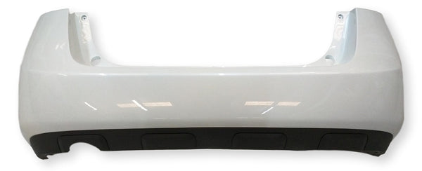 Nissan Rogue Painted Bumpers Revemoto