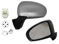 2011 Toyota Prius : Painted Side View Mirror