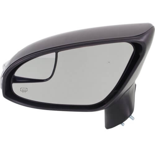 2013-2013 Toyota Venza Mirror (Driver Side); Power; Heated; Manual Folding; w_ Memory; w_ Signal Lamp; w_ Puddle Light; TO1320351; 879400T050C0