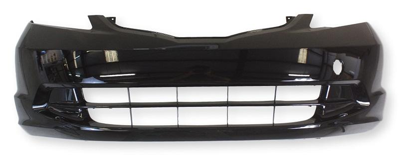 2009-2014 Honda Fit Front Bumper; Base/DX/LX; w/ Fog Light Hole; HO1000265; 04711TK6A80ZZ