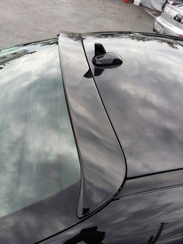 2014-2017 Mercedes CLA Rear-Window - ABS389