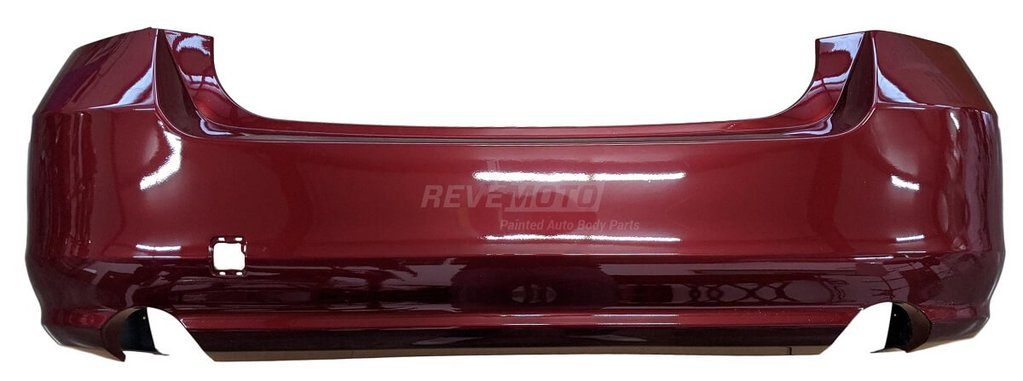 2012 Subaru Legacy Rear Bumper Painted To Match Vehicle