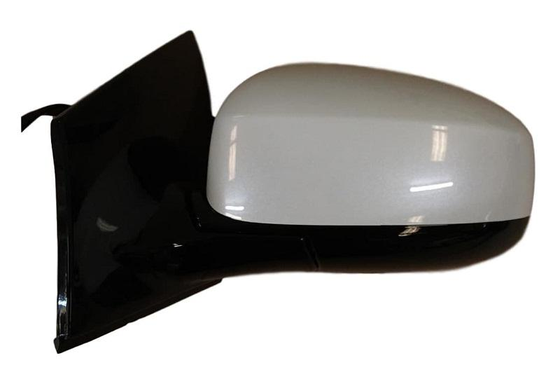 2009-2014 Nissan Murano Driver Side Power Door Mirror Power, Manual Folding, Heated, wo Memory_NI1320197