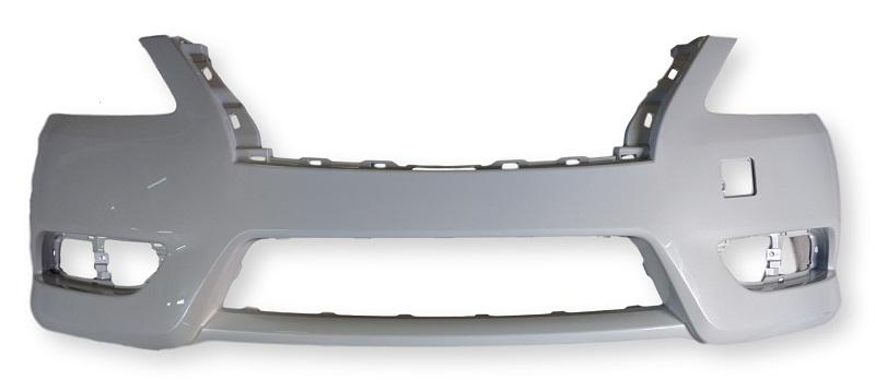 2013 Nissan Sentra Front Bumper Painted To Match Vehicle