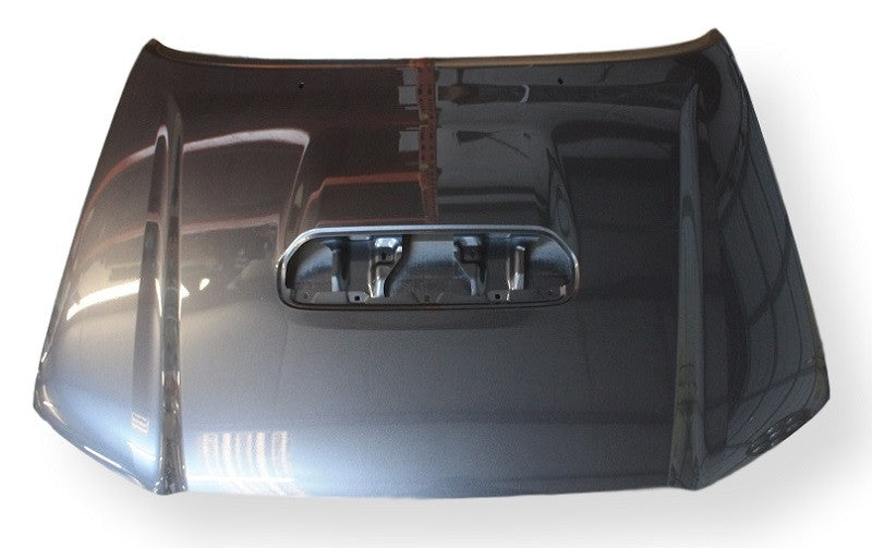 2012-2015 Toyota Tacoma Hood; Pick-up 2WD/4WD; w/ Scoop; w/ Turbo Holes; TO1230223; 5330104210
