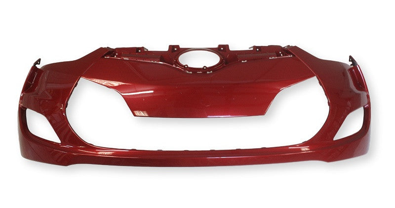2015 Hyundai Veloster Front Bumper Painted