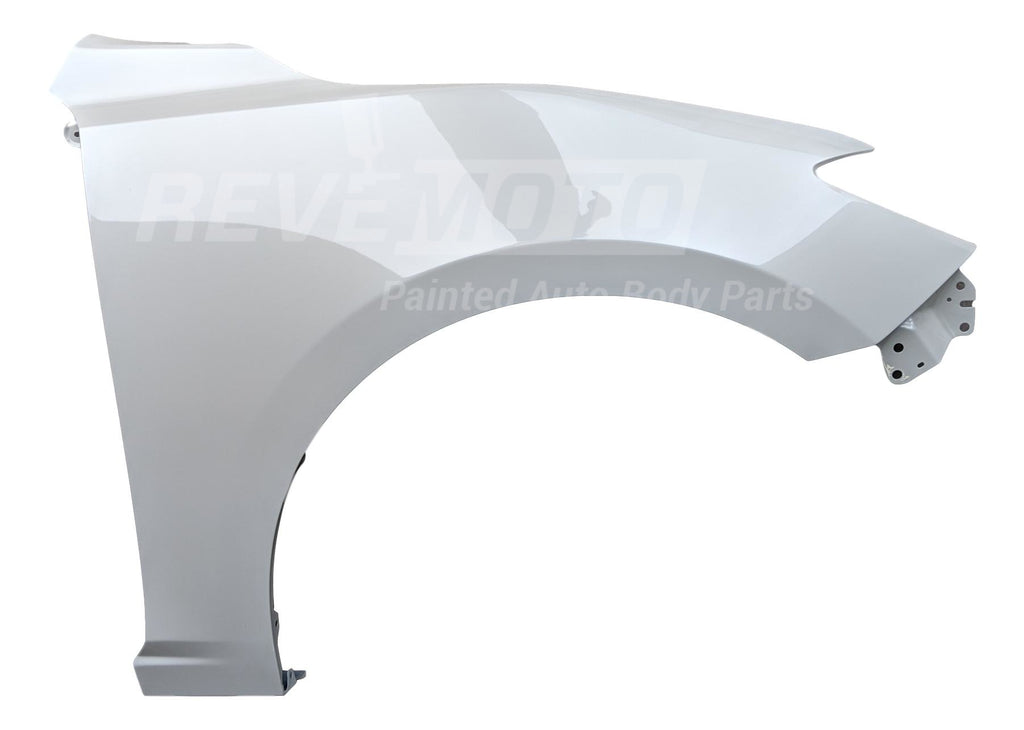 2014-2018 Mazda 3 Fender (Driver Side); Sedan/Hatchback(14-17); w/o Signal Light Holes; MA1240172; BJS752211