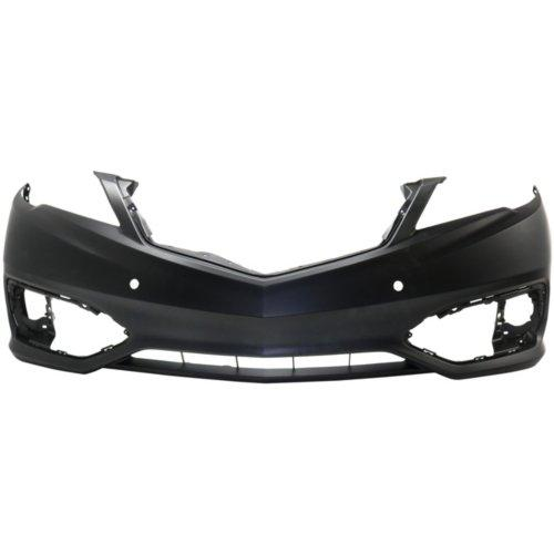Acura Painted Bumpers