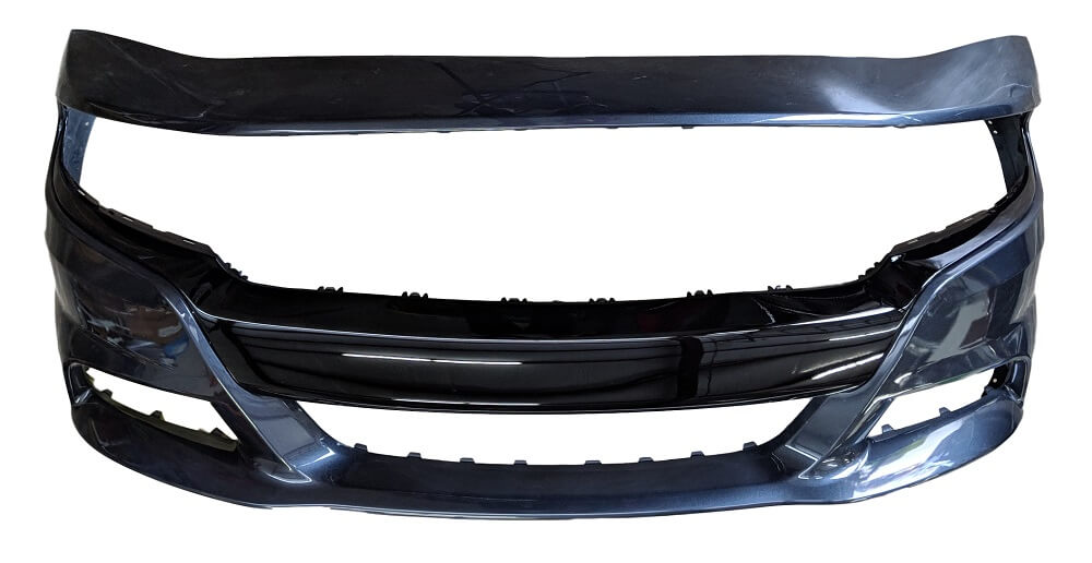 2015-2018 Dodge Charger Front Bumper (w/ Hood Scoop) - CH1000A23