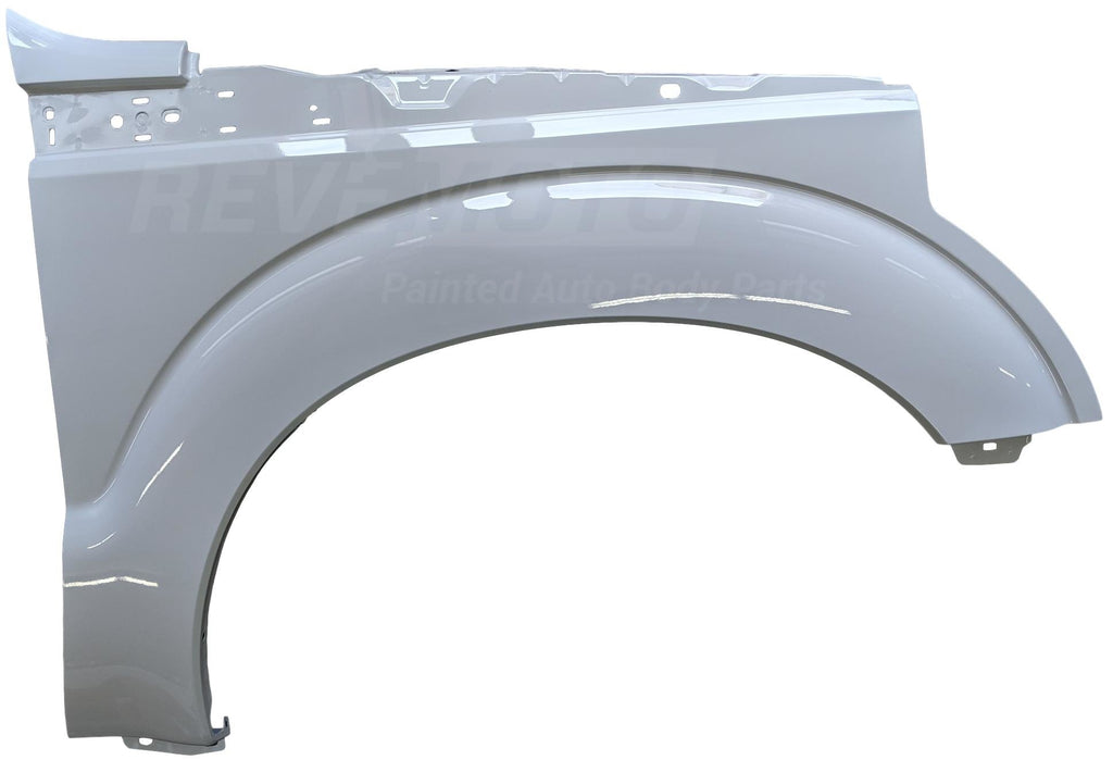 2011-2016 Ford F250/350 Superduty Driver-Side Fender, Primed and Ready to Paint