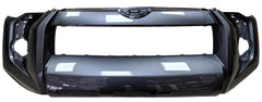 2014-2018 Toyota 4Runner Front Bumper Cover, SR5 Models, Without Chrome, With Front Emblem, Without Valance Panel, Painted  Magnetic Gray Metallic (1G3)