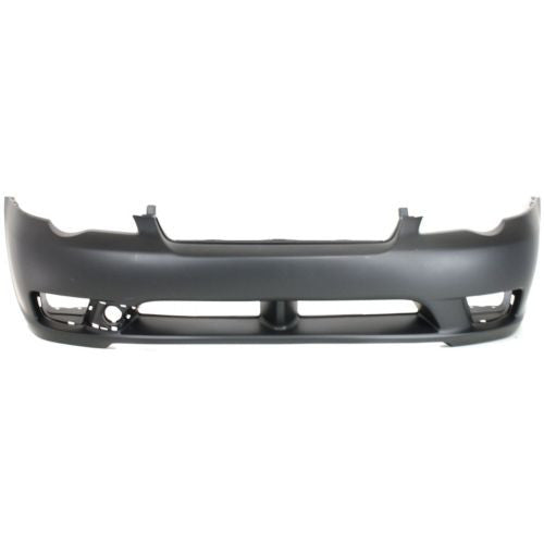 2007 Subaru Legacy Front Bumper Painted To Match Vehicle