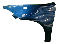 2013 Dodge Dart Driver Side Fender Painted  Blue Streak Pearl (PCL)