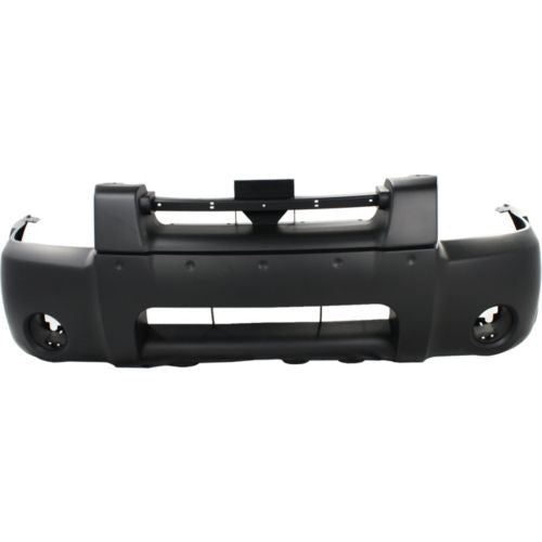2002 Nissan Frontier Front Bumper Painted