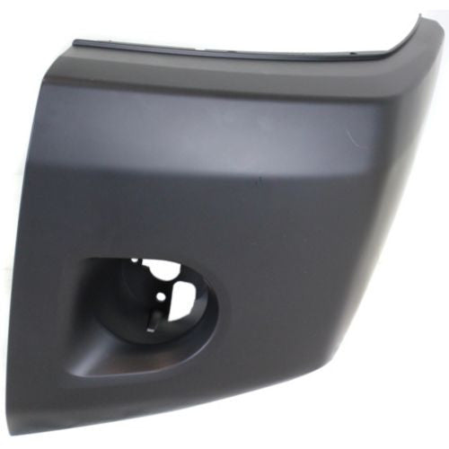 2011 Nissan Titan Front End Cap Painted