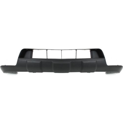 2010 Nissan Frontier Lower Front Bumper Painted