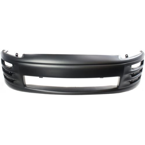 2002 Mitsubishi Eclipse Front Bumper Painted (Old Style) to Match Vehicle