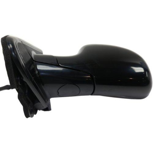 Chrysler 01-07 Town & Country Mirror; Manual; Manual Folding; Non-Heated Glass; Driver Side (LT)