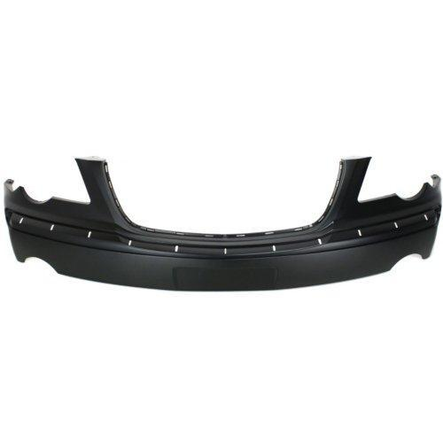 2008 Chrysler Pacifica : Front Bumper Cover Painted (OE Replacement)