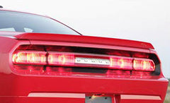 Dodge Challenger Spoiler 2008-2014 Flush Mount ABS243