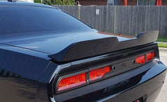 Dodge Challenger Spoiler 2008-2014 Flush Mount Wicker-Bill-Style 14254