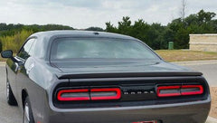 Dodge Challenger Spoiler 2015-2018 Flush Mount Small 14163