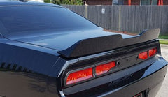 Dodge Challenger Spoiler 2015-2018 Flush Mount Wicker Bill Style 14253