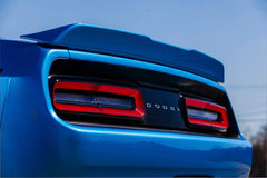 Dodge Challenger Spoiler 2015-2018 Flush Mount With Notch LG 14169