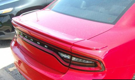 Dodge Charger Spoiler 2015-2018 Flush Mount 3_Piece Style 14174