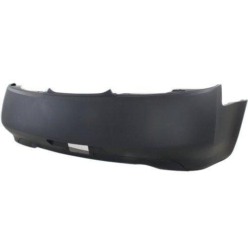 2003-2007 G35 Rear Bumper Cover, Primed, Coupe IN1100117
