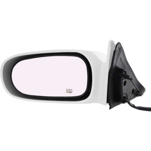 2000 Mazda 626 Side View Mirror Painted To Match Vehicle