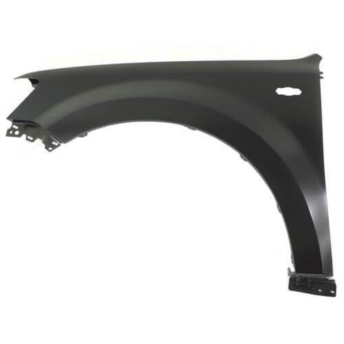Mercury Mariner Fender (Driver Side) 08-09; Fits Hybrid Models; Made of Steel; FO1240262; 8E6Z16006A