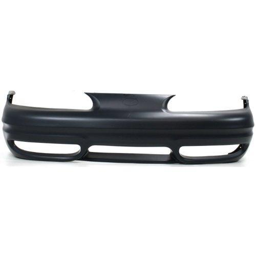 1999-2000 Oldsmobile Alero Front Bumper Painted Light Driftwood Metallic (WA5322)