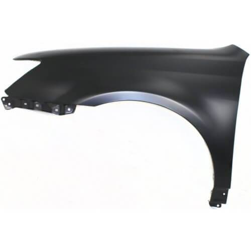 2010 Toyota Avalon Driver Side Fender Painted Black (202)