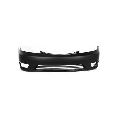 Toyota Camry Front Bumper 05-06; USA Built; LE_XLE Models; w_o Fog Light Holes; 5211906909