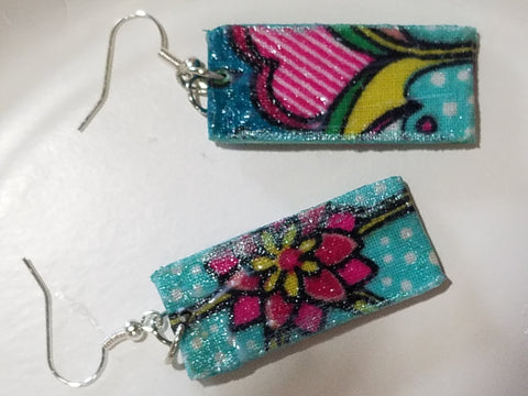Collage Deux! Earrings