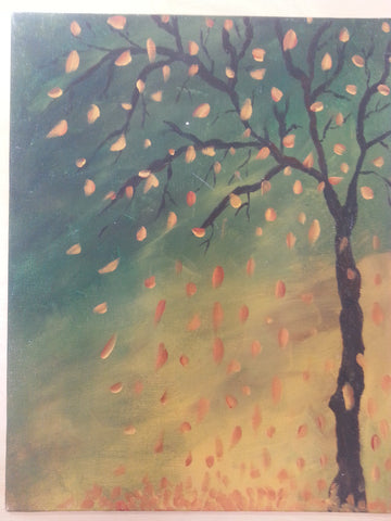 Colorful Grounds Canvas Painting Party: Final Flurry