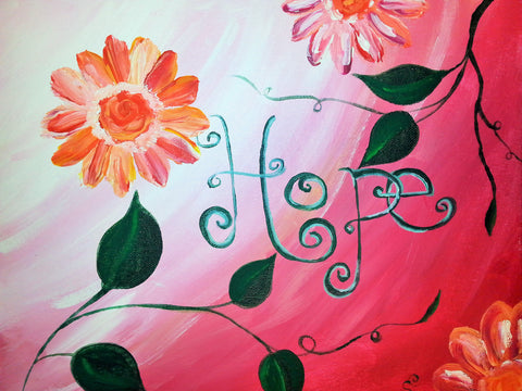 Fundraiser Painting Party for Pink Heals of Sheboygan County