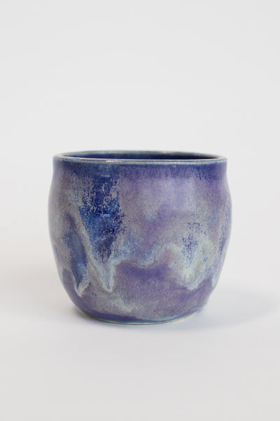 Glazed Ceramic Container